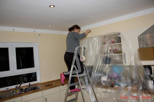 Küche - Renovierung (2)