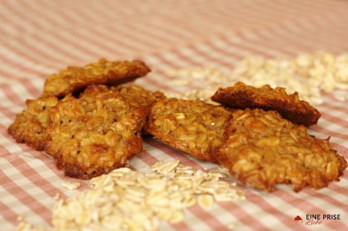 Walnuss-Honig-Kekse